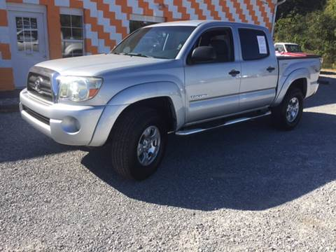 2007 Toyota Tacoma for sale in Livingston, TN