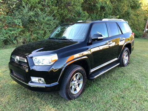2011 Toyota 4Runner for sale in Livingston, TN