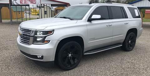 2015 Chevrolet Tahoe for sale in Livingston, TN