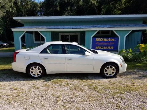 2004 Cadillac CTS for sale in Tallahassee FL