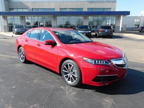 2017 Acura TLX for sale in Cincinnati, OH