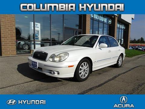 2004 Hyundai Sonata for sale in Cincinnati, OH