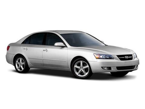 2008 Hyundai Sonata for sale in Cincinnati, OH