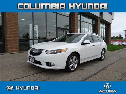 2014 Acura TSX Sport Wagon for sale in Cincinnati, OH