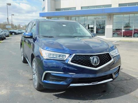 2017 Acura MDX for sale in Cincinnati, OH