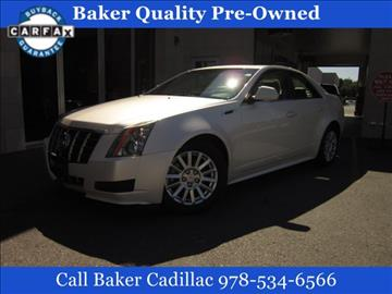 2012 Cadillac CTS for sale in Leominster, MA