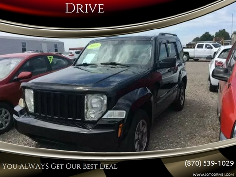 2008 Jeep Liberty for sale in Leachville, AR