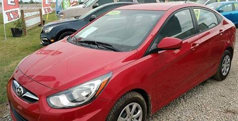 2014 Hyundai Accent for sale in Leachville, AR