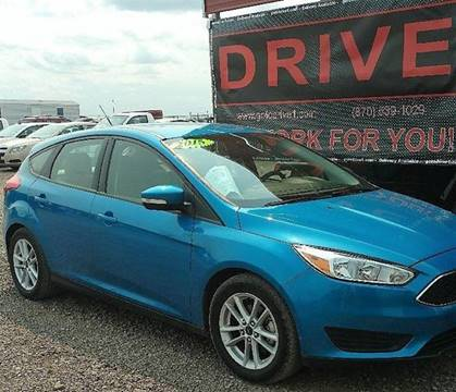 2015 Ford Focus for sale in Leachville, AR