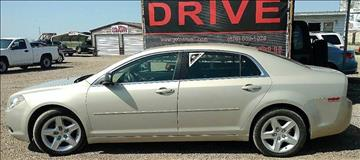2010 Chevrolet Malibu for sale in Leachville, AR