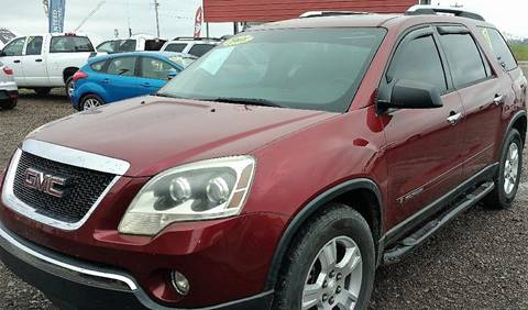 2008 GMC Acadia for sale in Leachville, AR