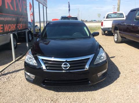 2014 Nissan Altima for sale in Leachville, AR