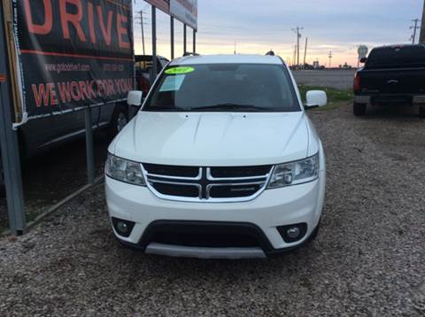 2011 Dodge Journey for sale at Drive in Leachville AR