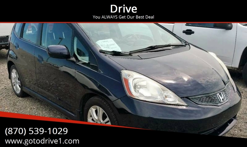 2010 Honda Fit For Sale At Drive In Leachville AR