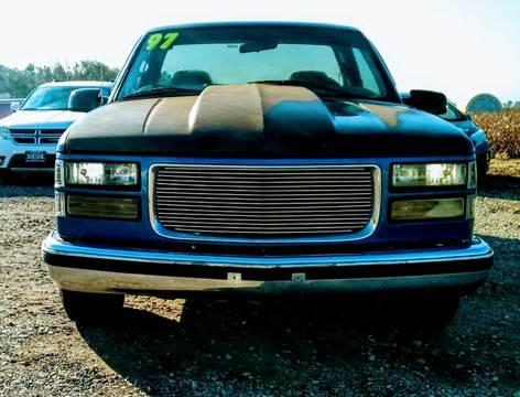 1997 GMC Sierra 1500 for sale in Leachville, AR