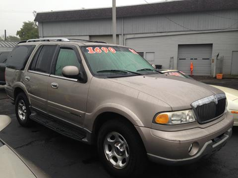 2001 Lincoln Navigator for sale in Indianapolis, IN