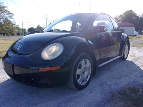 2007 Volkswagen New Beetle for sale in Lewisburg, TN