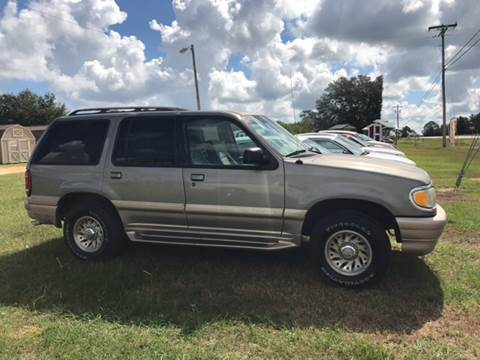 2000 Mercury Mountaineer for sale in Albany, GA