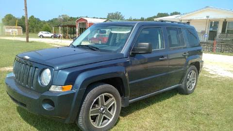 2008 Jeep Patriot for sale at Albany Auto Center in Albany GA