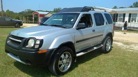 2002 Nissan Xterra for sale in Albany GA