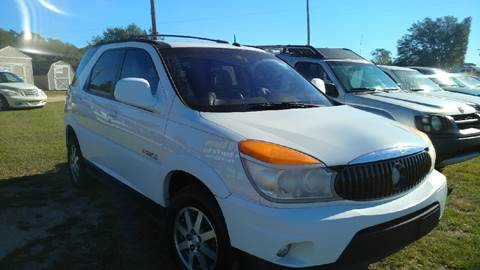2003 Buick Rendezvous for sale in Albany GA