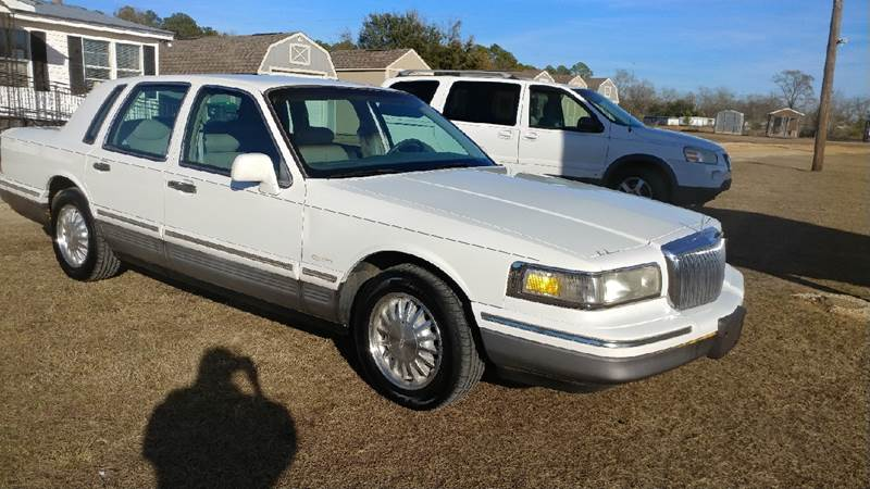 1997 Lincoln Town Car Signature In Albany Ga Albany Auto Center