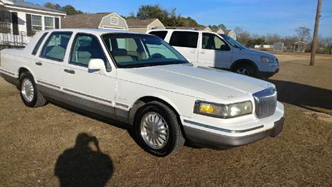 1997 Lincoln Town Car For Sale In Georgia Carsforsale Com