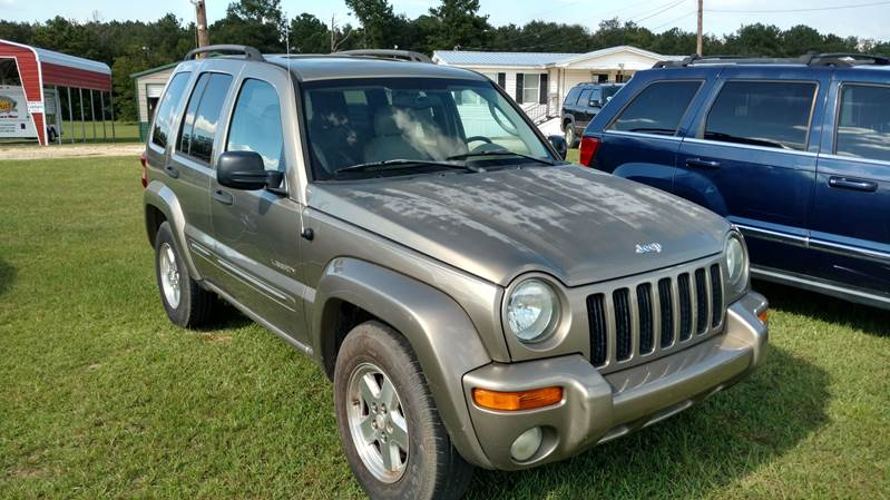 2004 Jeep Liberty For Sale At Albany Auto Center In Albany GA