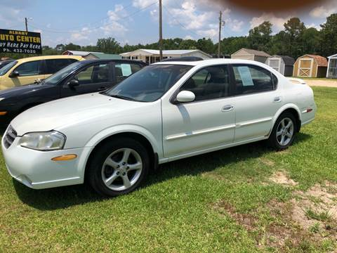 2000 Nissan Maxima for sale in Albany, GA