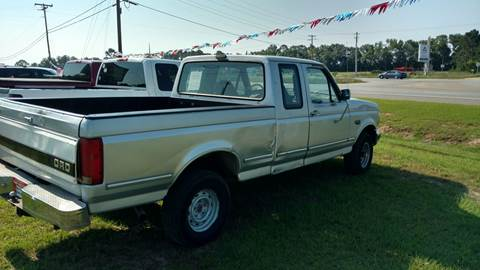 1993 Ford F-150 for sale in Albany, GA
