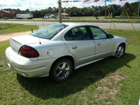 2004 Pontiac Grand Am for sale in Albany, GA