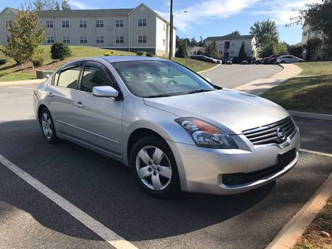 2007 Nissan Altima for sale in Thomasville, NC