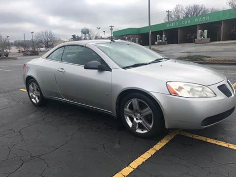 2008 Pontiac G6 for sale in Thomasville, NC