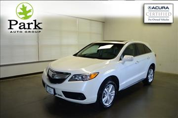 2014 Acura RDX for sale in Akron, OH