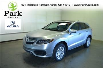 2017 Acura RDX for sale in Akron, OH