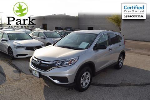 2015 Honda CR-V for sale in Akron, OH