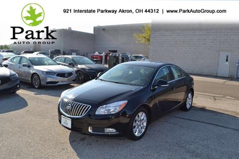 2013 Buick Regal for sale in Akron, OH