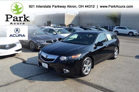 2013 Acura TSX for sale in Akron, OH