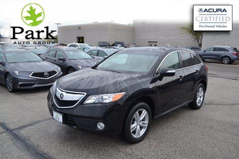 2015 Acura RDX for sale in Akron, OH