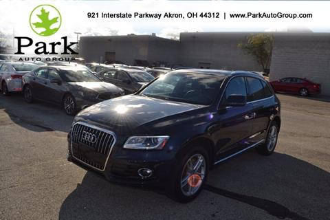2013 Audi Q5 for sale in Akron, OH