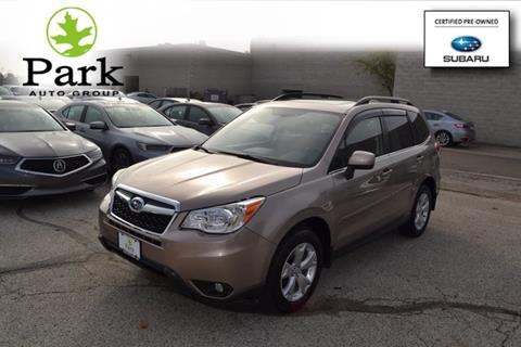 2016 Subaru Forester for sale in Akron, OH