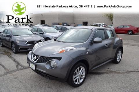 2011 Nissan JUKE for sale in Akron, OH