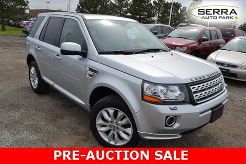 2013 Land Rover LR2 for sale in Akron, OH