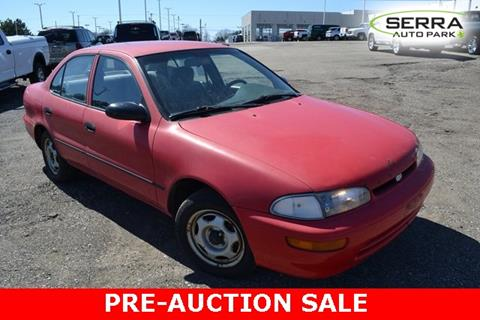 1996 GEO Prizm for sale in Akron, OH