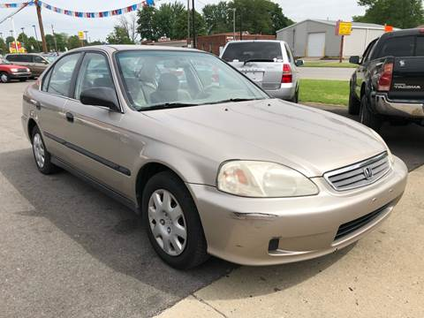 2000 Honda Civic for sale in Sellersburg, IN