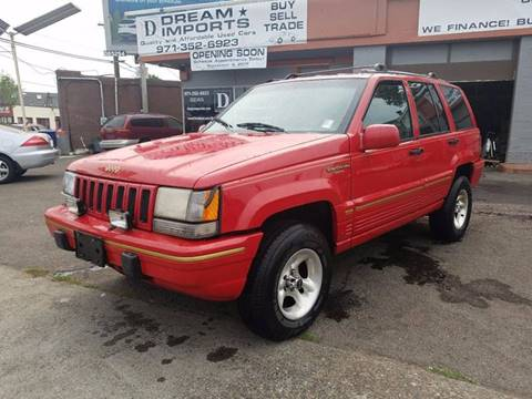 1994 Jeep Grand Cherokee for sale in Portland, OR