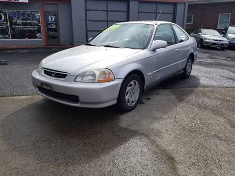 1996 Honda Civic for sale in Portland, OR