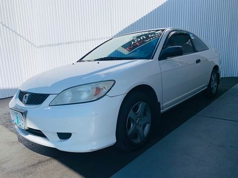 2004 Honda Civic for sale in Portland, OR