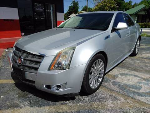 2010 Cadillac CTS for sale in San Antonio, TX