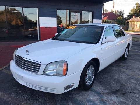 2004 Cadillac DeVille for sale in San Antonio, TX